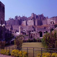 Golconda Fort Place to visit