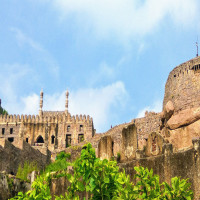 Golconda Fort Sightseeing