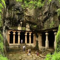 Elephanta Caves Place to visit