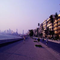 Marine Drive Place to visit