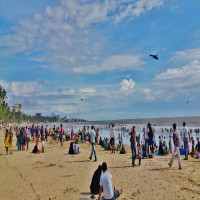 Juhu Beach Places to See