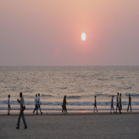 Juhu Beach Sight Seeing Tour