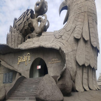 Jatayu Nature Park Place to visit