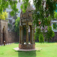 Hauz khas village Places to See