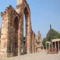 Qutub Minar Sight Seeing Tour