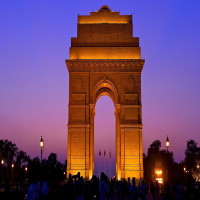 India Gate Place to visit
