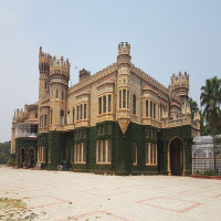 Bangalore Palace Sight Seeing Tour