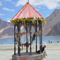 Pangong Lake Sightseeing