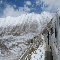 Khardung La Pass Sightseeing