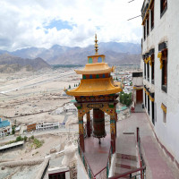 Spituk Monastery Places to See