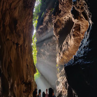 Robbers Cave Place to visit