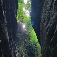 Robbers Cave Travel Plan