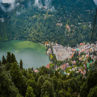 Naini Lake Place to visit