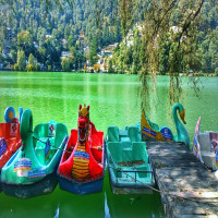 Naini Lake Travel Plan