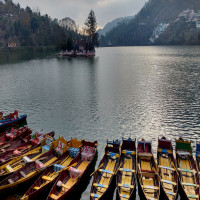 Naini Lake Travel
