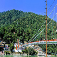 Ram Jhula_Attractions Package Tour