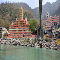 Ram Jhula_Attractions Sightseeing
