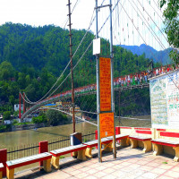 Lakshman Jhula Places to See