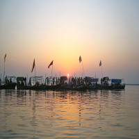 Triveni Sangam Places to See