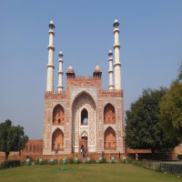 Akbar's Tomb Tours