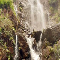 Katiki Waterfalls Travel Plan