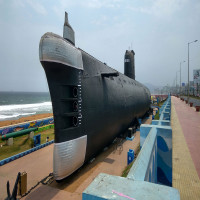 Submarine Museum Sightseeing
