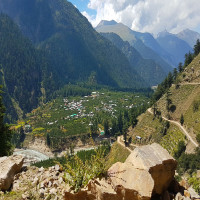 Sangla Valley Place to visit