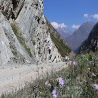 Pangi Valley Sightseeing