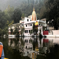 Renuka Lake Place to visit