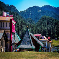 Khajjiar Travel