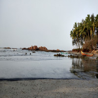 Muzappilangad Beach Place to visit