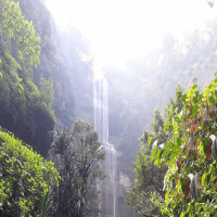 Vantawng Falls Travel Plan