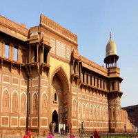 Agra Fort Sight Seeing Tour