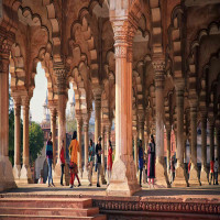 Agra Fort Travel Plan