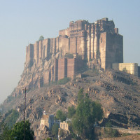 Mehrangarh fort Place to visit