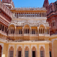 Mehrangarh fort Sight Seeing Tour