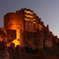 Mehrangarh fort Sightseeing