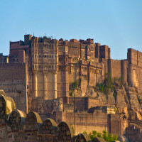 Mehrangarh fort Travel