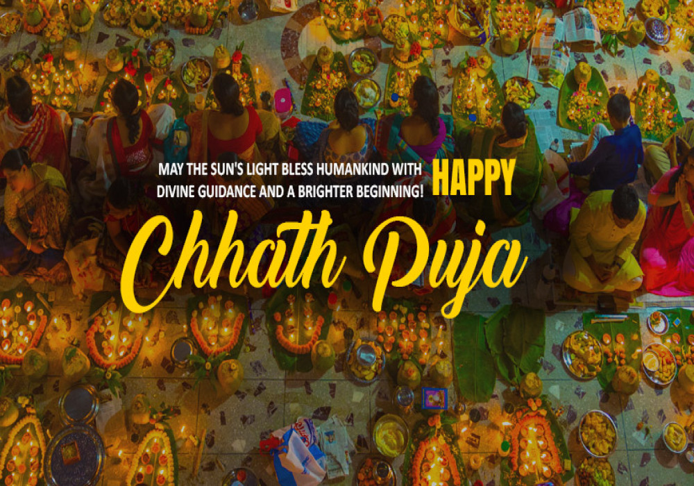 Chhath-Puja-Festival- Celebrations