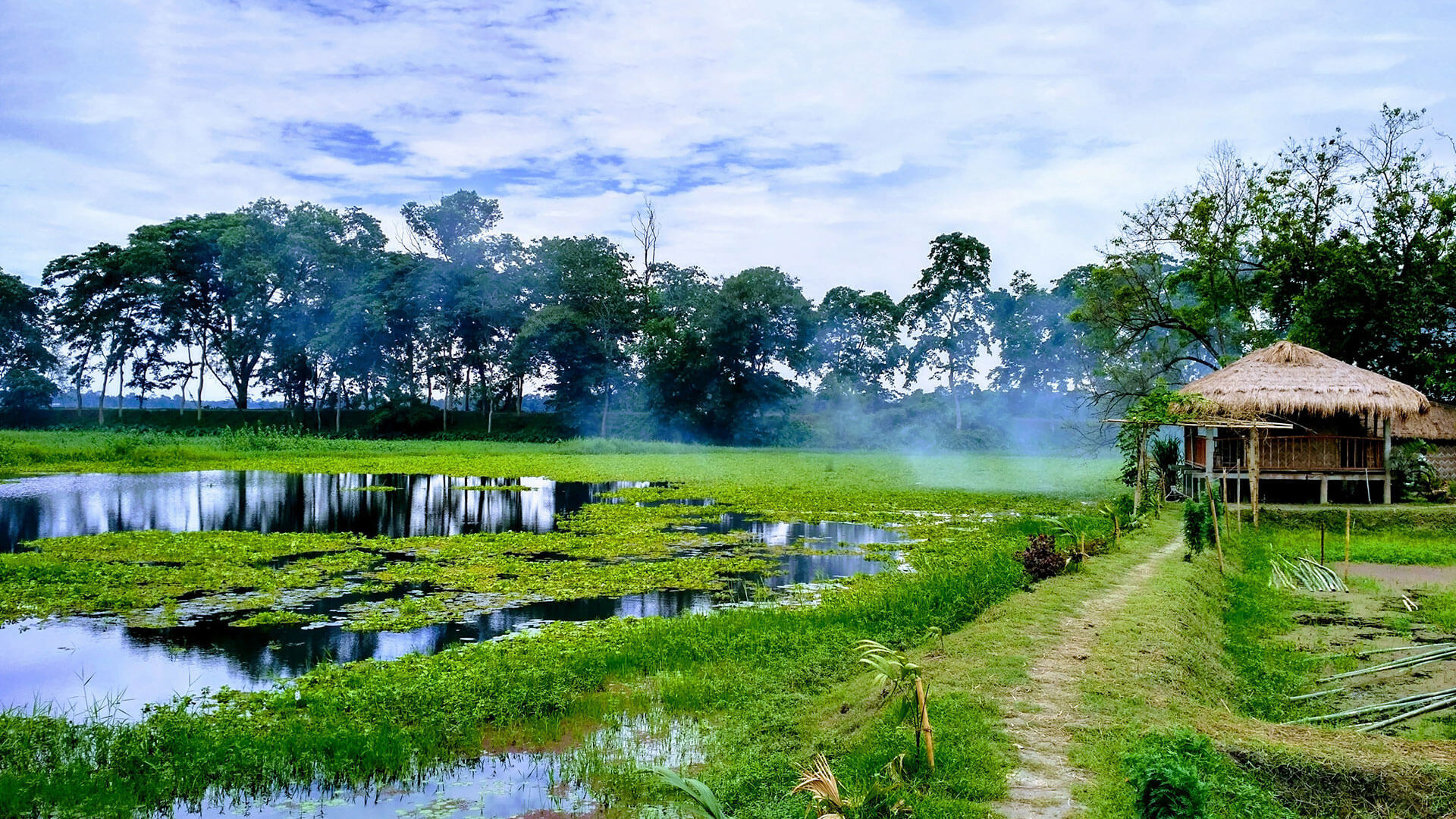 Places To Visit In India | Majuli Island Assam | Adotrip