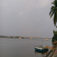 Dindi, East Godavari district Beach