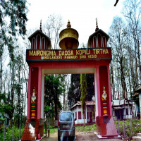 North Cachar Hills Place to visit