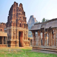 Hampi Place to visit