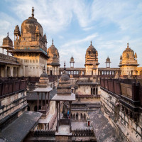 Orchha Place to visit