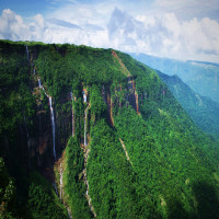 Cherrapunji Package Tour