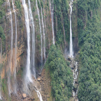 Cherrapunji Places to See
