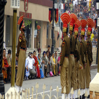 Wagah Border how to reach