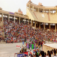Wagah Border Place to visit