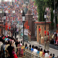 Wagah Border Places to See