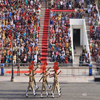 Wagah Border Travel Plan